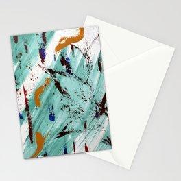 A Minty Past Stationery Cards