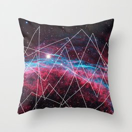 Outer Space 2 Throw Pillow
