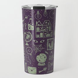 Haunted Attic: Phantom Travel Mug