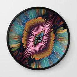 Wu-Wei Wall Clock