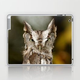 Screech to a halt Laptop & iPad Skin