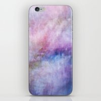 cosmos iPhone & iPod Skins featuring Cosmos by Angela Fanton
