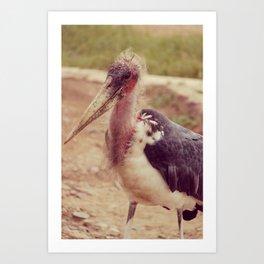 World's Ugliest Animal Art Print