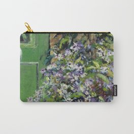 Monet's Entry — Giverny, France Carry-All Pouch