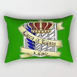 Queen of Titans Ymir Rectangular Pillow