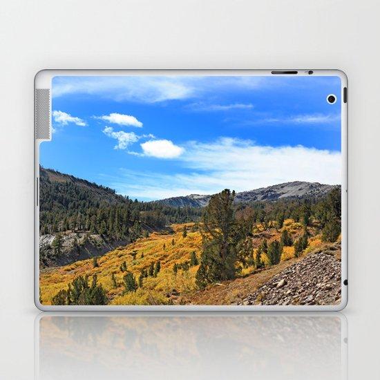 Mt Rose Laptop & iPad Skin