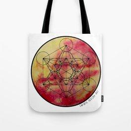 Solara Metatron Tote Bag