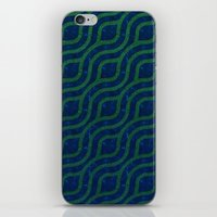 river iPhone & iPod Skins featuring River by Lyle Hatch
