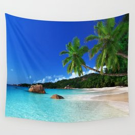 Turquoise Waters Wall Tapestry