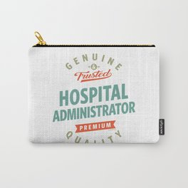 Hospital Administrator Carry-All Pouch