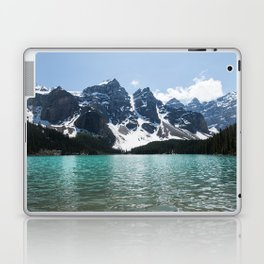 Landscape Lake Moraine Mountains Laptop & iPad Skin