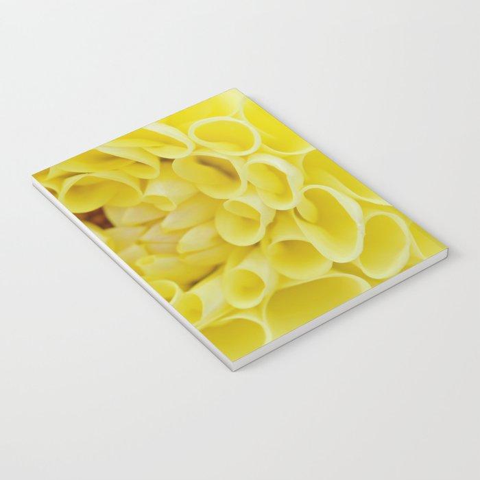 yellow blossom Notebook