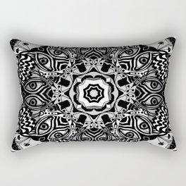 Mushroom Deity Rectangular Pillow