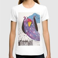 wizard T-shirts featuring Wizard by Giang Di Penguin