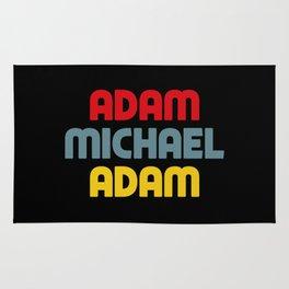 Adam Michael Adam Rug