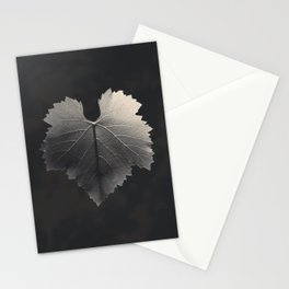 Grape Leaf Stationery Cards