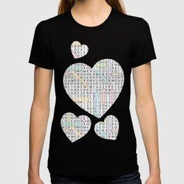 Love&Letters T-shirt