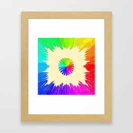 Circle of life Framed Art Print