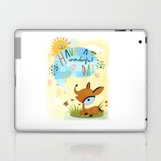 have a wonderful day Laptop & iPad Skin