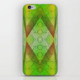 digital texture iPhone Skin