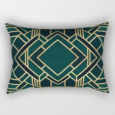 Art Deco 2 Rectangular Pillow