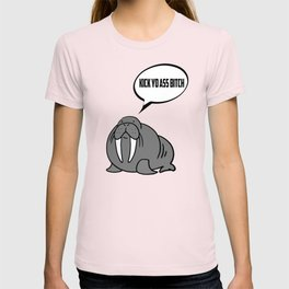 Angry Walrus T-shirt