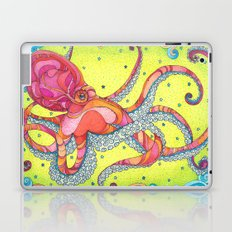 Giant Pacific Octopus Laptop & iPad Skin