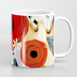 Un placer coincidir en esta vida Coffee Mug
