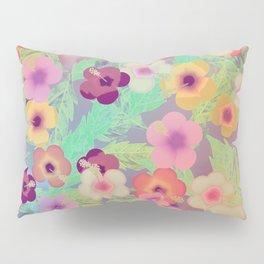 Hibiscus (The Rabbit Hole) Pillow Sham
