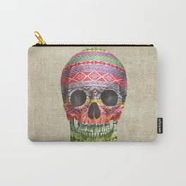 Navajo Skull  Carry-All Pouch