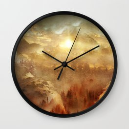 Wish You Were Here (Chapter I) Wall Clock