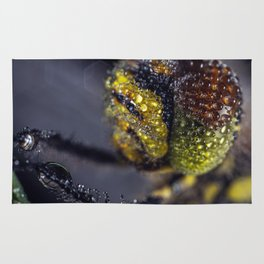 Dragonfly Selfie Rug