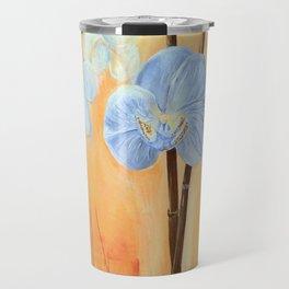 Orchids Travel Mug