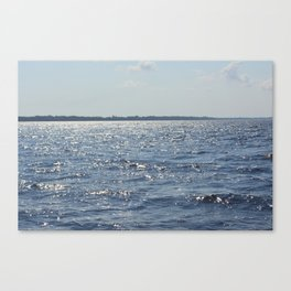 Foreign Canvas Print