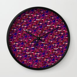 Out of It Wall Clock
