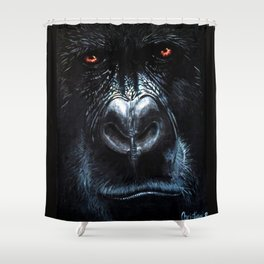 Whats Troubling Gus Shower Curtain