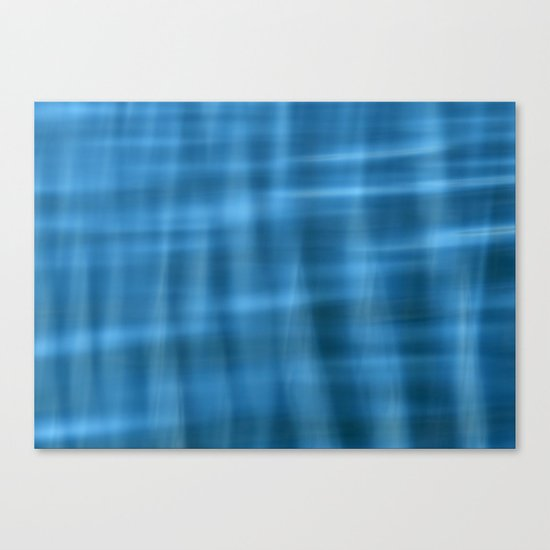 Water Pattern #2 Canvas Print