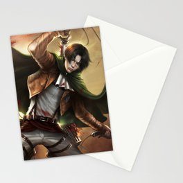 Levi Heichou Stationery Cards