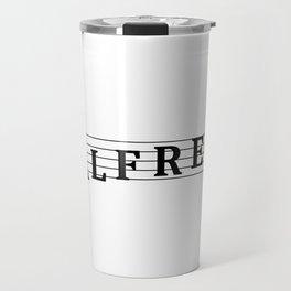 Name Alfredo Travel Mug