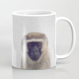 Monkey - Colorful Coffee Mug