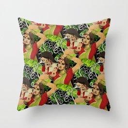 Aishwarya Pattern Throw Pillow