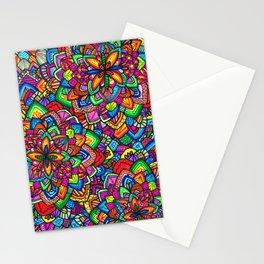 Flower Overland Stationery Cards