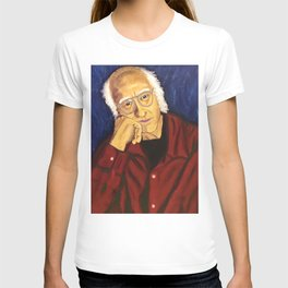 Enthusiasm Portrait T-shirt