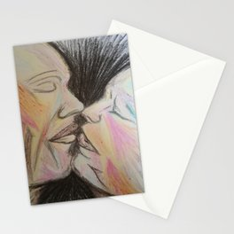 Passion has no limits Stationery Cards
