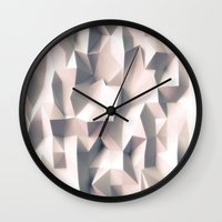 silent Wall Clocks featuring Silent by sanjit