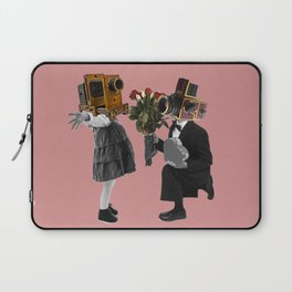 Potret Love Story Laptop Sleeve