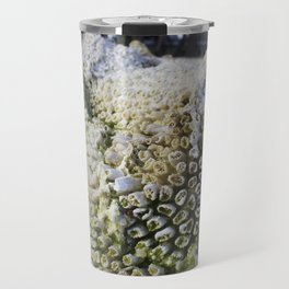 Colourful Coral Travel Mug