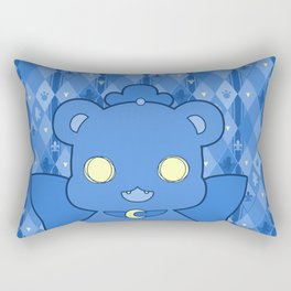 Monochromatic Kuma Kureha Rectangular Pillow