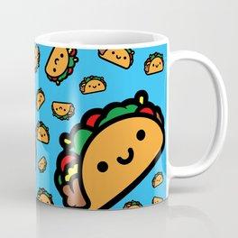 Happy Taco Coffee Mug