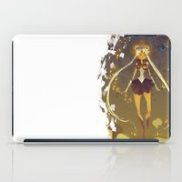 sailormoon iPad Cases featuring SailorMoon by samanthadoodles